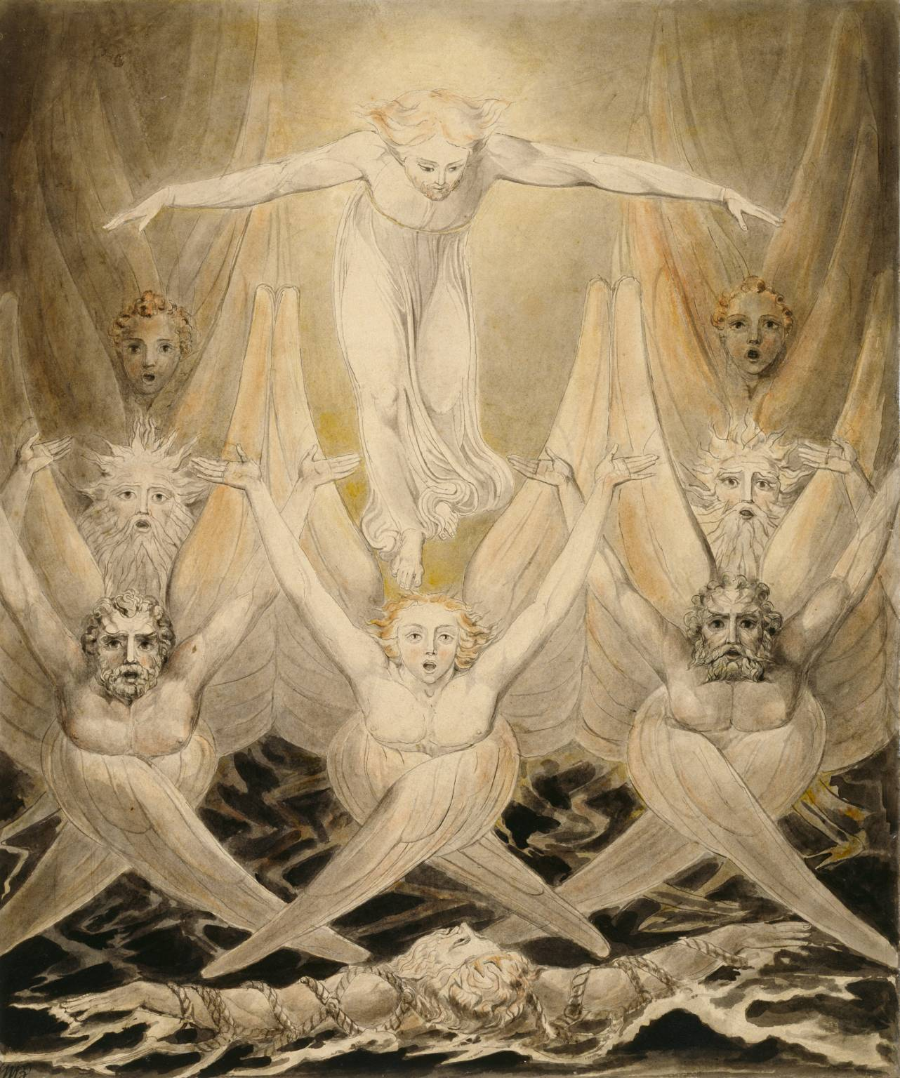 blake and the universal man Blake's myth of the fall of universal man from a state of wholeness is an amalgam of kabbalistic symbolism william blake & the jews: the bibliography.