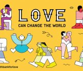 Festival of Love at Southbank Centre 28 June 2014 –  31 August 2014