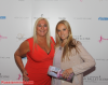 photo chris montgomery -Vanessa Feltz and daughter Allegra
